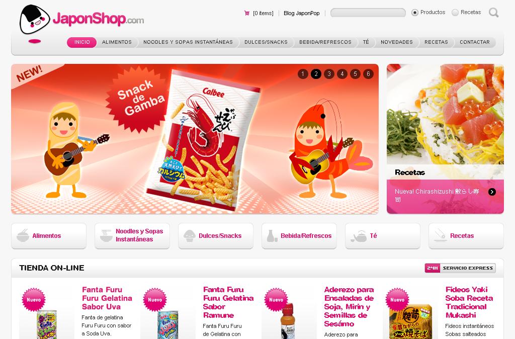 Japón Shop | Tienda Online de Alimentación Japonesa (20100415)