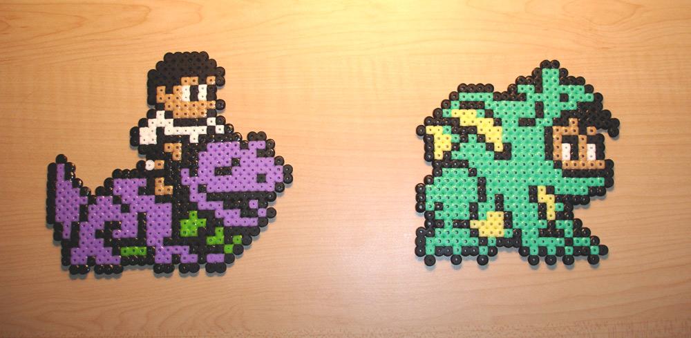 Sprites hama beads - Little Nemo Nintendo Nes
