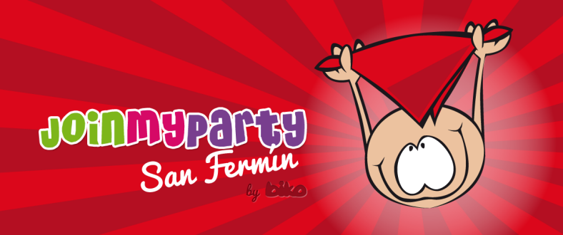Join my Party, San Fermín